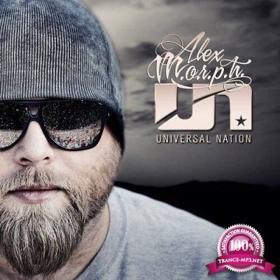 Alex M.O.R.P.H. - Universal Nation 186 (2018-10-22)