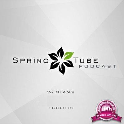 SlanG, Technodreamer, Ronfoller - Spring Tube podcast 053 (2018-10-26)