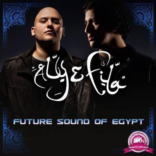 Aly & Fila - Future Sound of Egypt 573 (2018-11-07)