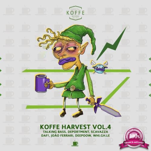 Koffe Harvest, Vol. 4 (2018)