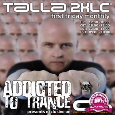 Talla 2XLC - addicted to trance November 2018 (2018-11-02)