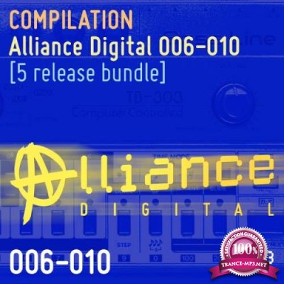 Compilation Alliance Digital 006-010 (2018)