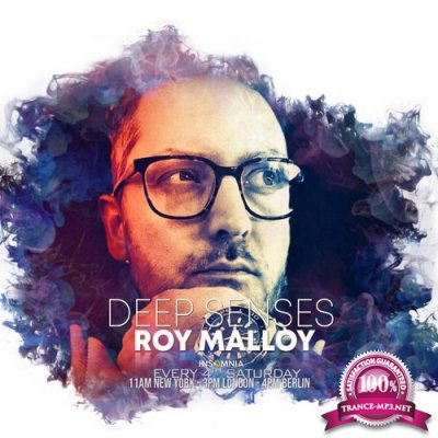 Roy Malloy, Basil O'Glue - Deep Senses 065 (2018-11-03)