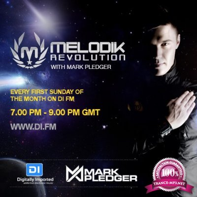 Mark Pledger - Melodik Revolution 070 (2018-11-04)