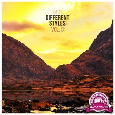 Different Styles Vol. 5 (2018)
