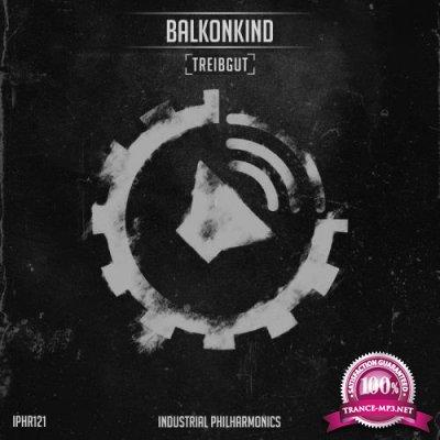 Balkonkind - Treibgut (2018)