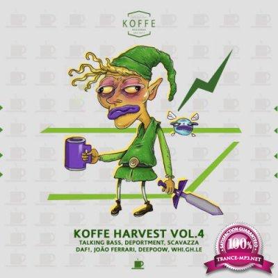Koffe Harvest, Vol. 4 (2018)