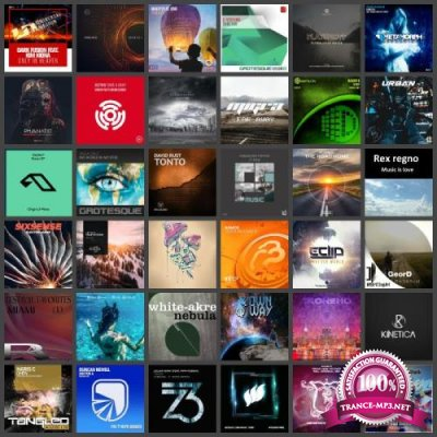 Fresh Trance Releases 101 (2018)