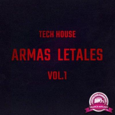 ARMAS LETALES (20 Tech House Traxx) (2018)