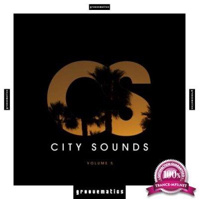 City Sounds, Vol. 5 (2018)