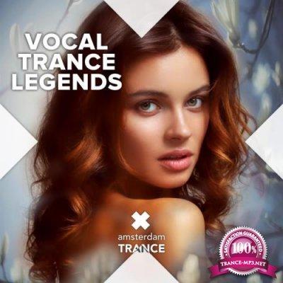 Vocal Trance Legends (2018)