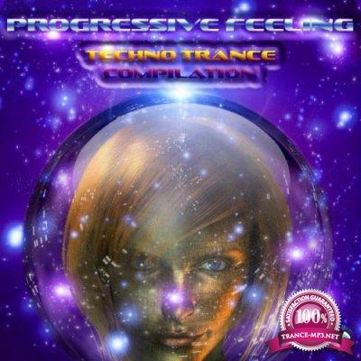 Progressive Feeling (Techno Trance Compilation) (2018)