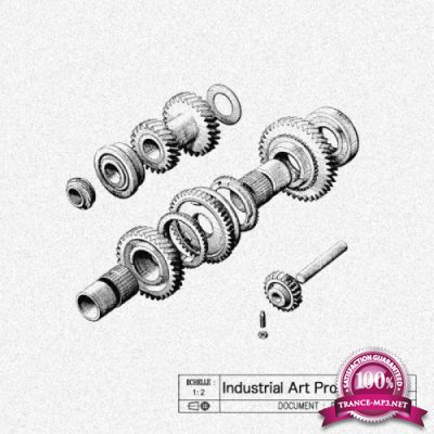 Alek Drive - Industrial Art Process (2018)
