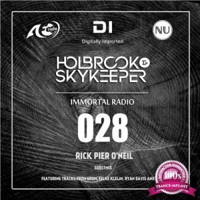 Holbrook & SkyKeeper - Immortal Radio 028 (2018-11-28)