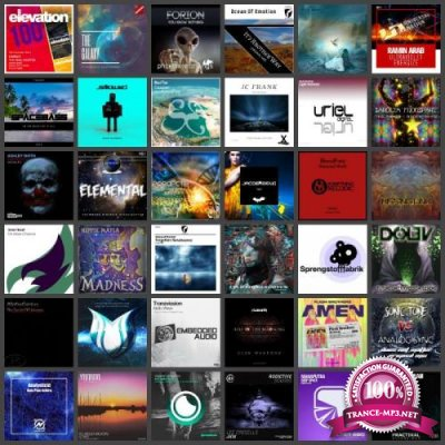 Fresh Trance Releases 105 (2018)