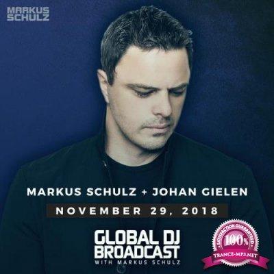 Markus Schulz & Johan Gielen - Global DJ Broadcast (2018-11-29)