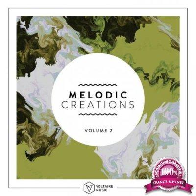 Melodic Creations, Vol. 2 (2018)