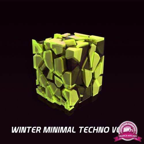 Zareh Kan - Winter Minimal Techno, Vol. 5 (2018)