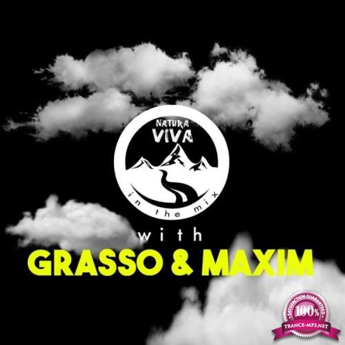 Natura Viva In The Mix With Grasso & Maxim (2018)
