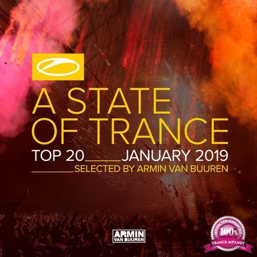 Armin van Buuren - A State Of Trance Top 20 January 2019 (2018)
