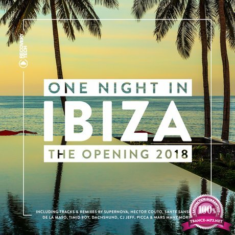 One Night In Ibiza The Opening 2018 (2018)
