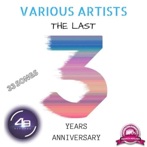 3 Years Anniversary by 48 Records (2018)