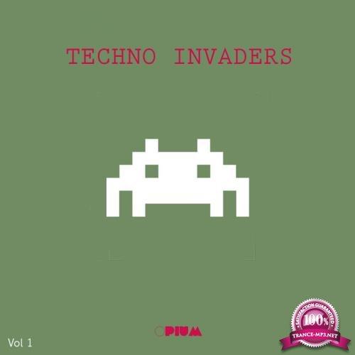 Techno Invaders Vol 1 (2018)