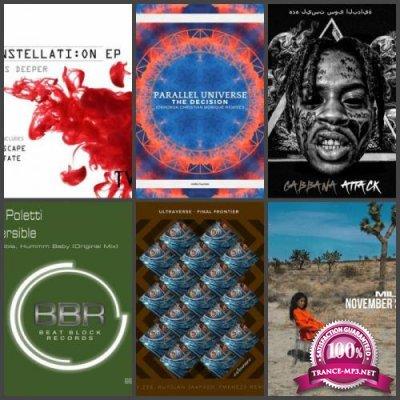 Beatport Music Releases Pack 603 (2018)