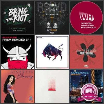 Beatport Music Releases Pack 607 (2018)