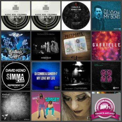 Beatport Music Releases Pack 610 (2018)