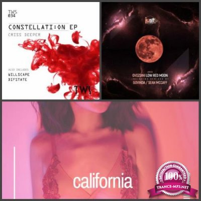 Beatport Music Releases Pack 616 (2018)