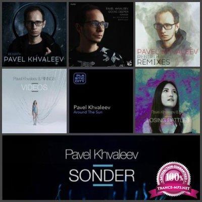 Pavel Khvaleev (7 WEB Releases 2017-2018) (2018) FLAC