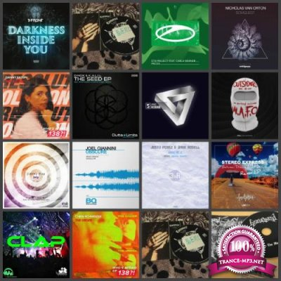 Beatport Music Releases Pack 629 (2018)