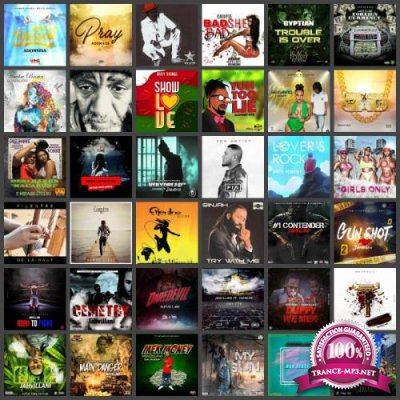 Reggae Music Collection Pack 004 (2018)