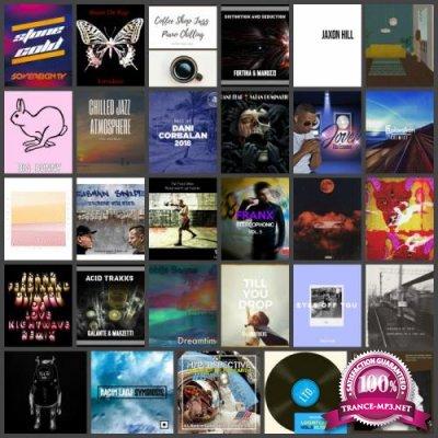 Beatport Music Releases Pack 653 (2018)