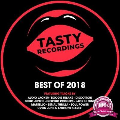 Tasty Recordings - Best of 2018 (2018)