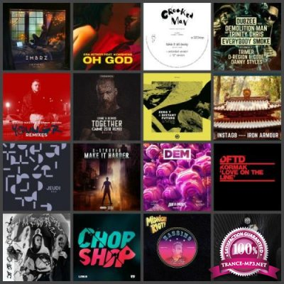 Beatport Music Releases Pack 658 (2018)