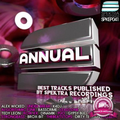 Spektra Recordings Annual 2018 (2018)