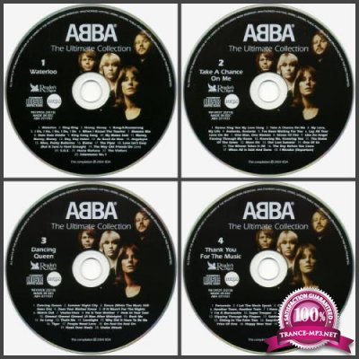 ABBA - The Ultimate Collection 4 [CD] (2018) FLAC