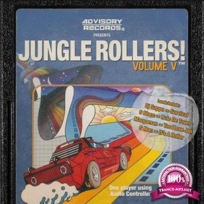 Jungle Rollers Vol 5 (2018)