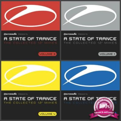 A State Of Trance, Vol. 1, 2, 3, 4 2014-2018 (2018)