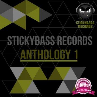 Stickybass Records: Anthology 1 (2018)
