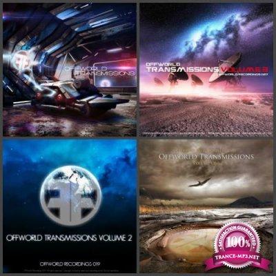 Offworld Transmissions Vol 1-4 (2010-2014)