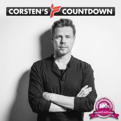 Ferry Corsten - Corsten's Countdown 600 (2018-12-26)