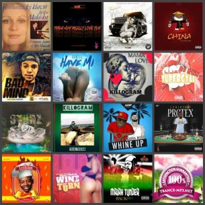 Reggae Music Collection Pack 005 (2018)