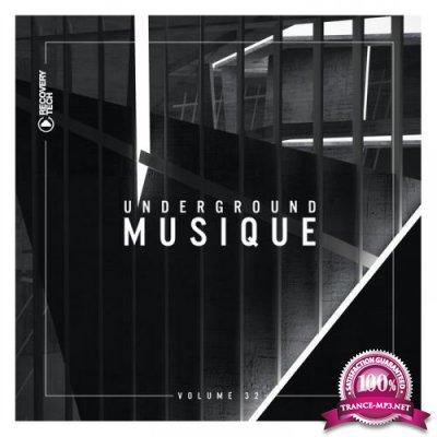Underground Musique, Vol. 32 (2018)