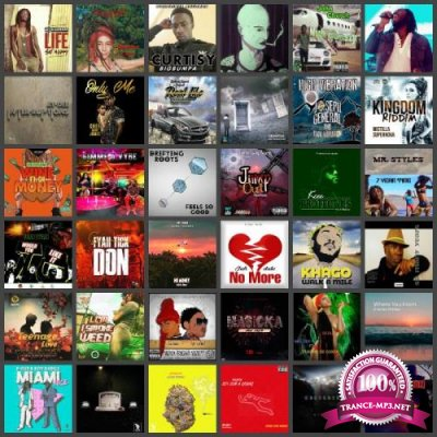Reggae Music Collection Pack 007 (2018)