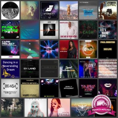 Beatport Music Releases Pack 669 (2019)