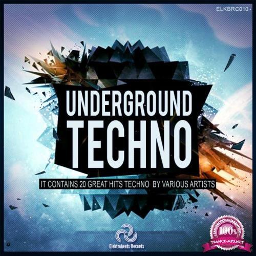 Underground Techno 5 (2019)