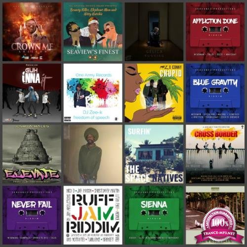 Reggae Music Collection Pack 011 (2019)